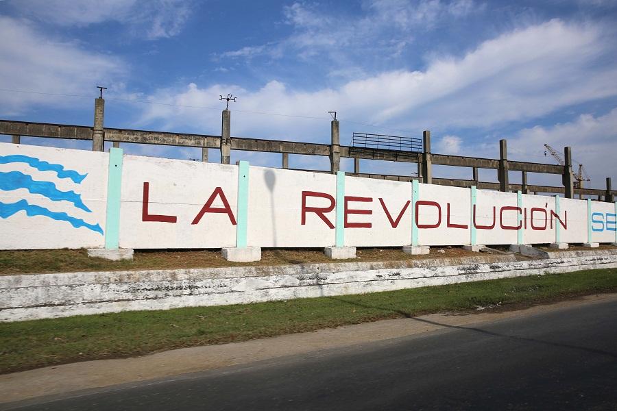 Cuba Series: Public Signage