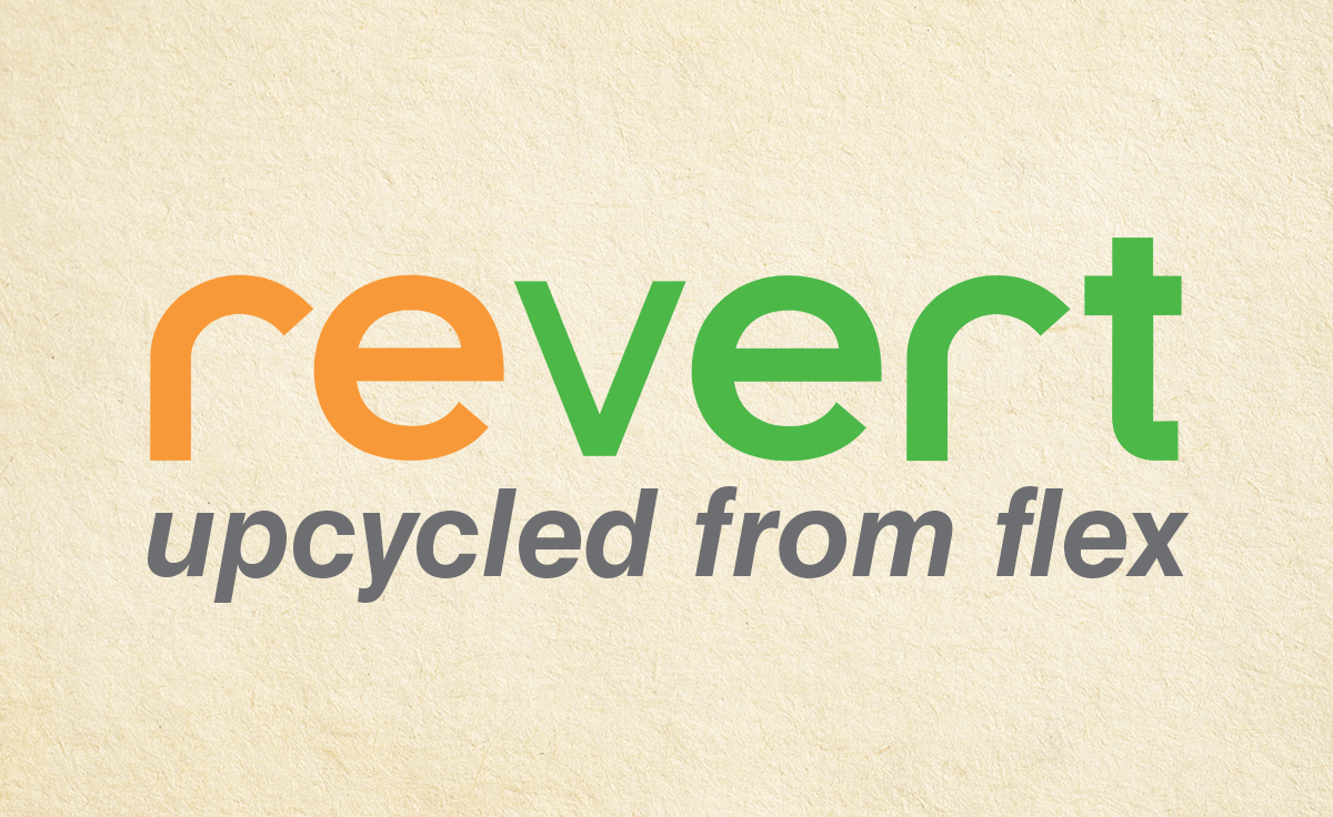 Introducing reVERT: Upcycled products