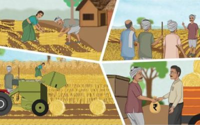 SHAPING THE NARRATIVE ON CROP RESIDUE BURNING FOR GIZ AND NABARD